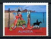 Spain 2019 MNH Almeria 12 Months 12 Stamps 1v S/A Set Gastronomy Cultures