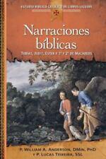 Narraciones Baiblicas (Estudio Biblico Catolico De Libros Liguori) (Spanish Edit