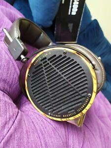 Audeze LCD-3 Planar Magnetic Headphones. Excellent condition. Little used.