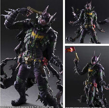 DC Comics Play Arts Kai The Joker Batman Rogues Gallery Action Figure In Box