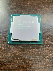 CPU Intel Pentium G4560 3.5GHz Socket 1151 socket 1151 Kaby Lake 4 hilos