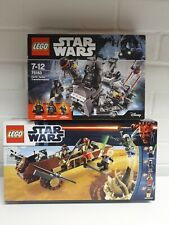 2 x Star Wars Empty Lego Boxes - Sets: 75183 & 9496.