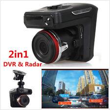 2.4'' HD Car DVR Camera Video Recorder Radar Speed Detector DashCam Night Vision