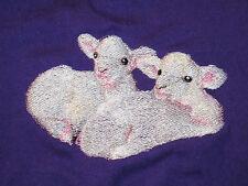 Embroidered Fleece Jacket - Lambs Bt4443 Sizes S - Xxl
