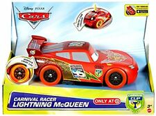 Disney / Pixar Cars Carnival Cup Carnival Racer McQueen Light-Up Toy Car