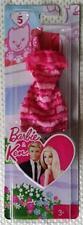 Original Mattel Barbie and Ken Fashion Valentinstag Mode Kleid 5 Neu