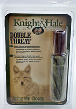 Knight & Hale Double Threat Predator Call KH941