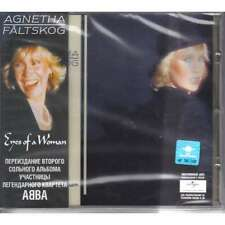Agnetha Faltskog (Abba) Eyes of a Woman Obi Russia 2010 New