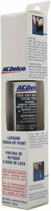 GM ACDelco 4 in 1 Atlantis Blue Metallic Lacquer Touch-Up Paint GWY WA106V OEM