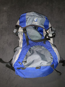 Deuter Futura 32 AC Wander-Trekking-Outdoorrucksack AIRCONTACT Blau