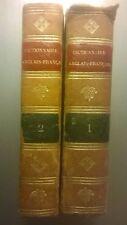 Dictionnaire Anglais-Francais et Francais-Anglais, Abrégé de Boyer (1831)