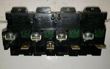 Bulldog Pushmatic P115 1 pole 15 amp 120v Circuit Breaker Hacr (lot of 4)