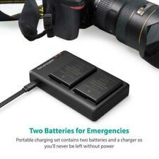 EN EL14A EN-EL14 RAVPower Charging Set Rechargeable Battery for Nikon Australia