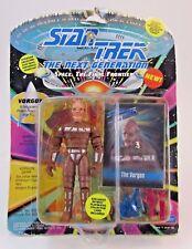 Playmates: Vorgon Action Figure 1993 Star Trek The Next Generation FREE SHIPPING