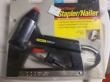 STANLEY DUAL POWER STAPLER / NAILER | TR 300 BRAND NEW IN PACKAGE