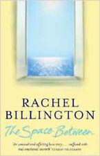 The Space Between, New, Billington, Rachel Book
