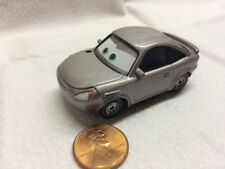 Disney Pixar Cars Toy Retired Racing RSN Reporter Bert
