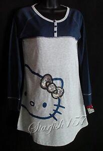 =(^._.^)= Hello Kitty Comfy Sleep Shirt!!  Sz S - NWT!!!