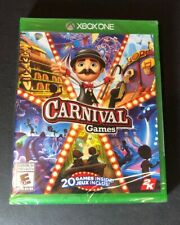 Carnival Games (XBOX ONE) NEW