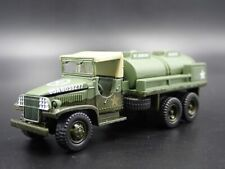 D-DAY WWII GMC CCKW 2.5 TON 6X6 TRUCK MILITARY RARE 1:87 SCALE DIECAST MODEL CAR