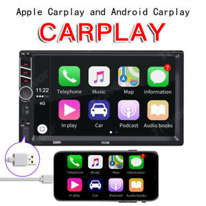 """7.0"""" Double Din Car Stereo Radio for Apple CarPlay Android Carplay FM MP5 Player"""