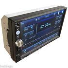 17.8cm DOPPIO 2 DIN BT DASH AUTORADIO MP5 Lettore FM/USB/SD AUTOMATICO RADIO