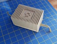 Vintage White Commodore 64 Power Supply For Parts