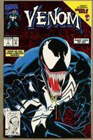 Venom Lethal Protector #1-1993 nm- 9.2 Marvel Comics Red Foil Direct Sales cover