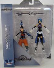 Kingdom Hearts Select 2 to 7 Inches Action Figure Series 2 - Aqua & Goofy