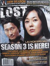 Season 3  Nov/Dec 2006 LOST #7  YUNJIN KIM  IAM SOMERHALDER
