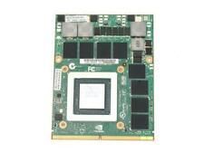 DELL Precision 7710 nvidia Video Quadro M4000M 4GB MXM 4XR03 (ähnlich GTX980M)