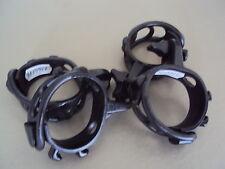 4x Haltegummi Gummi-Halter Scheinwerfermaske Lampenmaske Polisport Maske