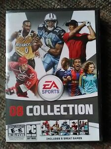 EA Sports 08 Collection (PC, 2008)
