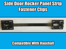 1x CLIP FOR VAUXHALL Astra Corsa SIDE DOOR FENDER ROCKER PANEL STRIP 1000497