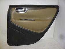 Türverkleidung hinten rechts Leder Alu Volvo V70 II AA72 Sisal 39961592