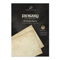 FyreWyrm Floorplans 10 Blank Sheets For Drawing Fantasy Maps Roleplay D&D LotR