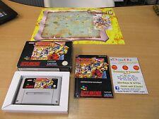 SNES Super Nintendo ,BREATH OF FIRE 2 ,  OVP - TOP