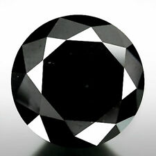 0.01 ct 1.30 mm very tiny natural jet black loose diamond of tiny size for ring