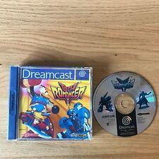 Tech Romancer Sega Dreamcast PAL Game - Boxed Capcom Fighter