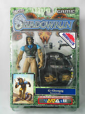 SHADOWRUN G-DOGG BOUNCER ACTION FIGURE