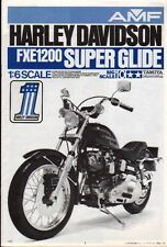 TAMIYA Original instructions for 1/6 Harley Davidson FXE1200 Super Glide #16010