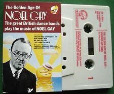 The Golden Age of Noel Gay Carroll Gibbons Jack Hylton + Cassette Tape - TESTED