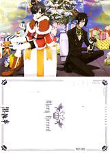 KUROSHITSUJI BLACK BUTLER CARTOLINA 12X17 POSTCARD #20