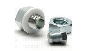 Universal Automatic Transmission Oil Pan Drain Plug Kit New GM Ford Chrysler GMC