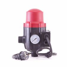 Pumpensteuerung Brio SK-13 f. Gartenpumpe Hauswasserautomat Druckschalter m. kab