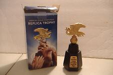 ~REPLICA TROPHY~2008 TAMPA BAY RAYS AMERICAN BASEBALL LEAGUE CHAMPIONS~W/ BOX~