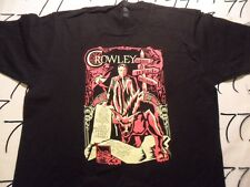 Large- Crowly King Of Hell T- Shirt