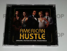American Hustle Soundtrack (CD) McCartney Wings ELO Bee Gees MADE IN ARGENTINA