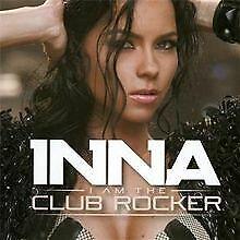 I Am The Club Rocker von Inna   CD   Zustand gut