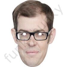Richard Osman Celebrity Card Face Mask - All Our Masks Are Pre-Cut!